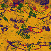 0859 Abstract Thought Print by Chowdary V Arikatla