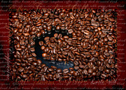 Menu Originals -   Coffee with the letter C as in coffee by Tommy Hammarsten