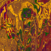 0478 Abstract Thought Print by Chowdary V Arikatla