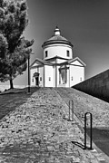 Alto-alentejo Metal Prints - 17th and 18th century Church Metal Print by Jose Elias - Sofia Pereira