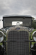 Motor Meter Photos - 1930 Ford Model A by Jack R Perry