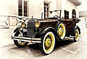 Featured Prints - 1931 Ford Phaeton Print by Marcia Colelli