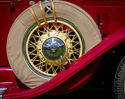 Jack R Perry - 1931 Franklin Model 151 Convertible