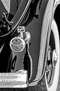 Series Photos - 1932 Buick Series 60 Phaeton Taillight by Jill Reger