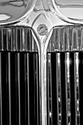 1932 Framed Prints - 1932 Chrysler Hood Ornament Framed Print by Jill Reger