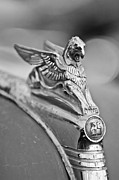 Griffin Framed Prints - 1932 Essex Griffin Hood Ornament Framed Print by Jill Reger