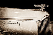 1941 Art - 1941 Packard Hood Ornament by Jill Reger