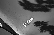 1947 Photos - 1947 Packard Emblem by Jill Reger