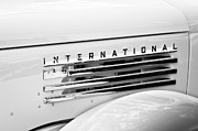 1948 Photos - 1948 International Emblem by Jill Reger