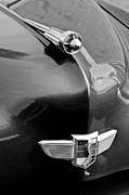 1949 Studebaker Champion Hood Ornament Print by Jill Reger
