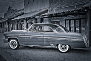 Oldies Photos - 1953 Mercury Monterey en Francais by David Morefield