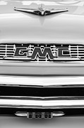 Gmc Photos - 1956 GMC 100 Deluxe Edition Pickup Truck by Jill Reger