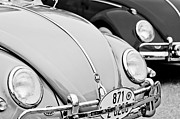 Vw Bug Prints - 1956 Volkswagen VW Bug Print by Jill Reger