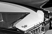 1960 Cadillac Eldorado Taillights Print by Jill Reger