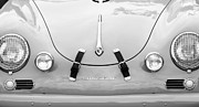 Replica Photos - 1960 Volkswagen Porsche 356 Carrera GS GT Replica  by Jill Reger