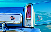 Featured Art - 1966 Chevrolet II SS L79 Taillight Emblem by Jill Reger