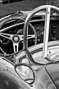 Shelby Prints - 1966 Shelby 427 Cobra Print by Jill Reger
