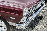 Cruiser Framed Prints - 1967 Ford Fairlane 500XL Framed Print by Rich Franco
