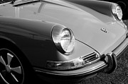 Photographs Prints - 1968 Porsche 911 Front End Print by Jill Reger
