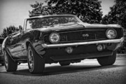 Rally Originals - 1969 Chevy Camaro SS by Gordon Dean II