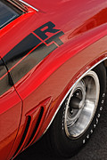 Drag Race Prints - 1970 Dodge Challenger R/T Print by Gordon Dean II
