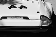 44 Posters - 1978 Jaguar XJ-S Group 44 Trans-AM Race Car Taillight Emblem Poster by Jill Reger