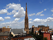 Walter Oliver Neal - 1st and Franklin Presbyterian Church Steeple