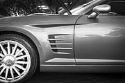 Transmission Prints - 2005 Chrysler Supercharged Crossfire SRT6 Print by Rich Franco