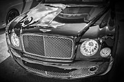 Motors Framed Prints - 2012 Bentley Mulsanne Framed Print by Rich Franco