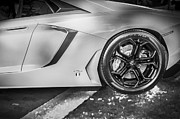 Expensive Photos - 2013 Lamborghini Adventador LP 700 4 BW by Rich Franco