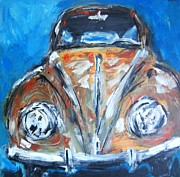 Surfer Art Originals - 66 Bug by Russell Coletti