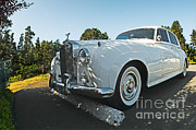 A Classic Rolls Royce Print by Ron Sanford