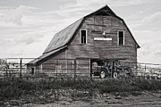 Wayne Stabnaw - A Country Barn
