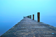 Doll Photo Originals - A never ending pier by Tommy Hammarsten