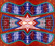 T Shirts Prints - Abstract 178 Print by Patrick J Murphy