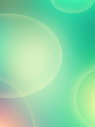 Pastel Digital Art - Abstract Background by Wim Lanclus