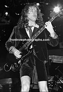 Front Row Photographs  - Ac/Dc - Angus Young