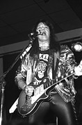 Ace Frehley Posters - Ace Frehley Poster by Front Row  Photographs