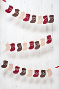 Hung Prints - Advent Calendar Print by Christopher and Amanda Elwell