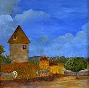 Franz Fox - Afternoon in Burgundy