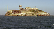 Original Photography Art - Alcatraz by Jason Silverman