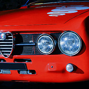 Alfa Romeo Gtv Prints - Alfa Romeo GTV Print by Carlton Boyce