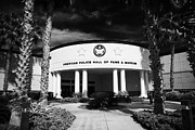 Fame Metal Prints - american police hall of fame and museum Florida USA Metal Print by Joe Fox