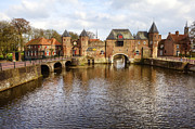 Medieval City Photos - Amersfoort by Joana Kruse