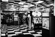 Video Art - Amusement Video Arcade Florida Usa by Joe Fox
