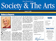 Atlanta Gift Mart Licensing Art - Anahi DeCanio featured in Boca Raton News by Anahi DeCanio