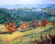 Mary Lynne Powers - Appalachian Autumn