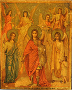 Archangels  Print by Renaissance Master