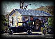 Office Space Digital Art Prints - Arizona Memories Print by Taylor Steffen SCOTT