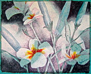 Carolyn Rosenberger - Arrangement in Teal